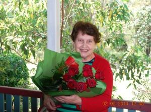 Mary's 80th birthday