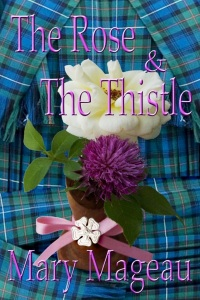 Rose and Thistle colour front cover