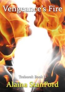 Vengeance's Fire Cover Bala
