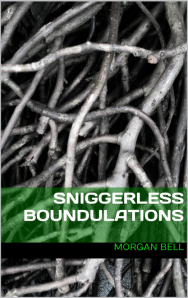 Sniggerless Boundulations cover