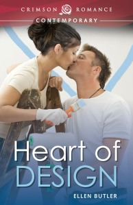Heart of Design Cover