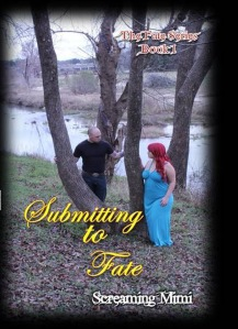 Submitting to Fate Front Cover copy