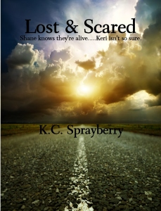 lost and scared cover art
