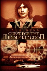 QUEST FOR THE MIDDLE KINGDOM Front Cover