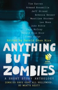 Anything But Zombies Cover