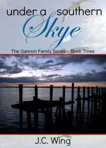 Under a Southern Skye - 1st cover