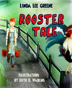 Rooster Tale front cover